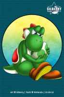 Yoshi by Silberry