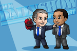 Coming Soon To A Daily Show Near You by ErinPtah