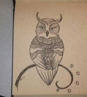 Inktober, 2014: October 9th by Twitchy-Kitty-Studio