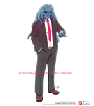 The Best Dressed Monster by EzJedi