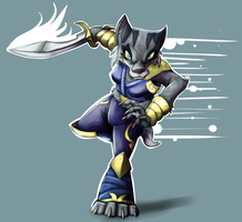 Brawlhalla Asuri Color by Dsurion