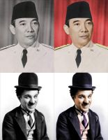 Black and White Photo Recoloring by Aghief