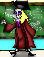 PROFESSOR BEETLEBERG by TheDocRoach