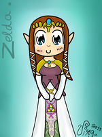 - Zelda Twilight Princess. by Poukini