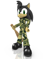 Pc: ICK the hedgehog by Argos90