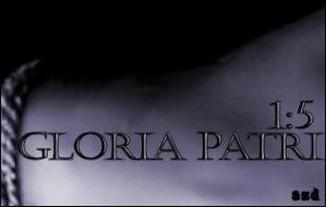 Gloria Patri 1:5 by angeljunkie