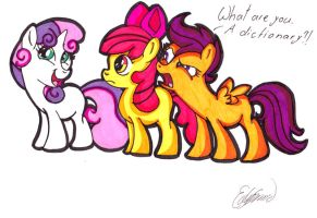 CMC are you a dictionary by Kathygirl2