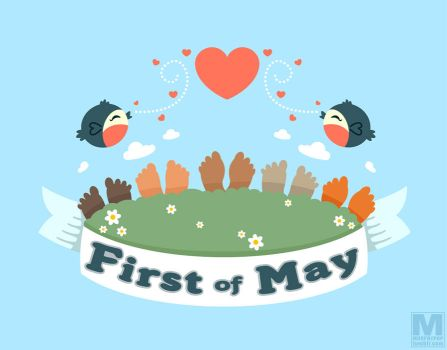 First of May by MeghanMurphy