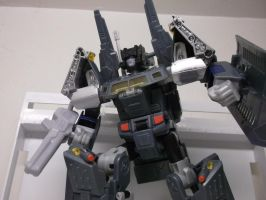 FORTRESS MAXIMUS, THE ONE BOT ARMY! by forever-at-peace