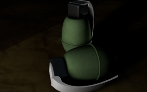 3D Grenades by LordRug