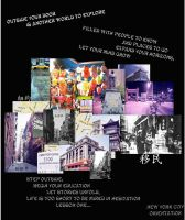 New York City Orient-ation by Santavez