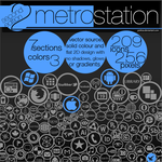 MetroStation-beta preview 4 by yankoa