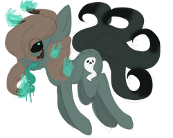 Lazily made pony adopt CLOSED by dragonsweater