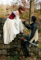 Medieval Romance by BlackRoomPhoto