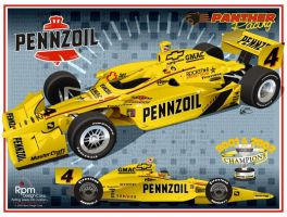 Pennzoil IndyCar by RpmIndy