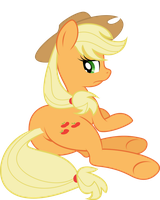 Applejack : Appleplot by sunran80