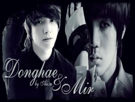 DONGHAE Y MIR BY ALE,M by DDLoveEditions