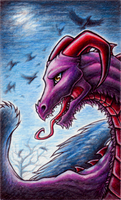 ACEO - Melenet by Naragon
