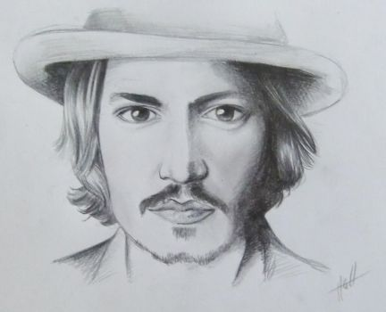 Johnny Depp by Miss-Red-In-Hell