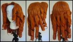 Commission: Juri Arisugawa Wig by Antiquity-Dreams