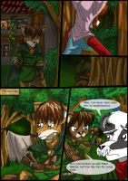 robin hood page 33 by Micgrol