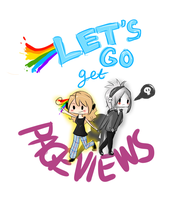 LETS GO GET PAGEVIEWS by mochi835
