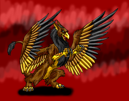 Dec. Request-Gryphon Salient by Scatha-the-Worm