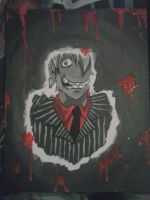 Soul Eater Evans Painting by avatardestiny722