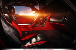 Lingenfelter Z06 Interior I by notbland