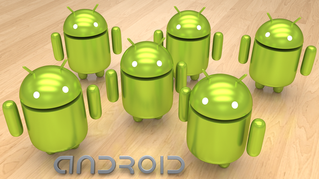 Android 2nd render by brektzar