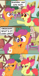 Scootaloo gets her cutie mark by AleximusPrime