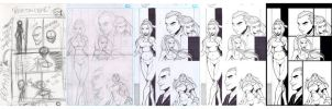 Soulkeepers Pagina proceso by renecordova
