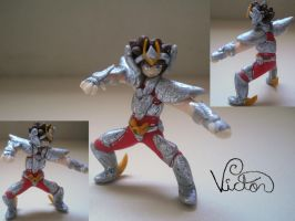 Saint Seiya by VictorCustomizer