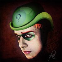 Riddler-Lev Stepanov by Cattechno