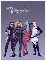Sex and the Citadel by cesca-specs