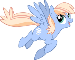 MLP - Puffcloud by nooby-banana