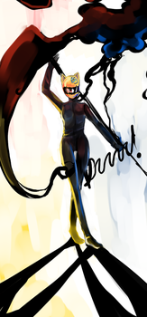 Celty by BishoNoTeresa