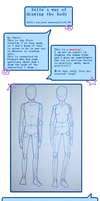 Tutorial: drawing the body by xullu