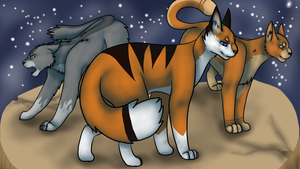 Warrior Cats Contest Entry by leafclan99
