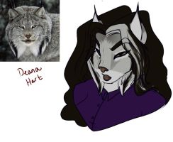 Deana Hart by Vixcoon