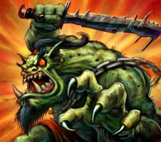 Orc Wars Dirty Tricks by VegasMike