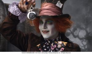 The Mad Hatter - You are late by AliceInWonderland