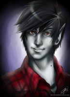 Marshall Lee by BaconLovingWizard