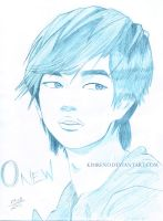Leader Onew by KimReno