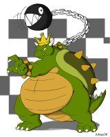 The King Koopa by Reagan700