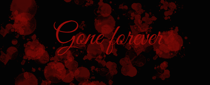 Gone Forever by ColorfulSpikes
