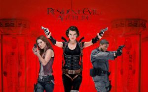 Resident Evil 4: wallpaper 2 by ApertumCodex