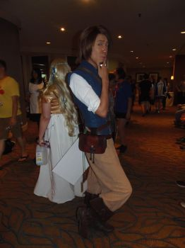 AnimeNext 2015 Flynn Rider Sunday by inugrl6