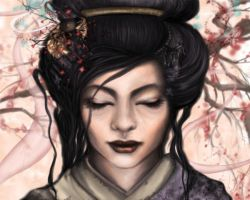 Memoirs of a Geisha by jo-