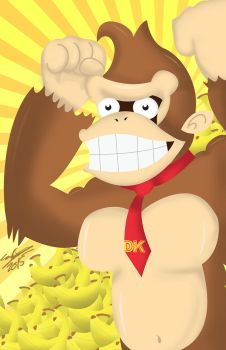 DK by the-lagz